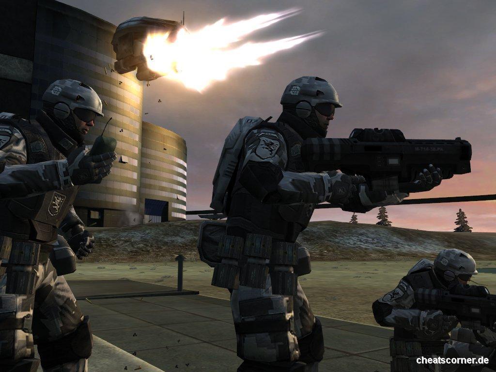 Battlefield 2142 Screenshot #2