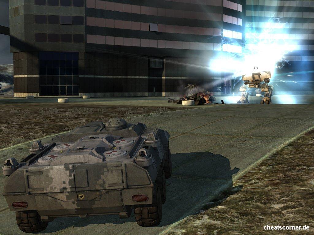 Battlefield 2142 Screenshot #3
