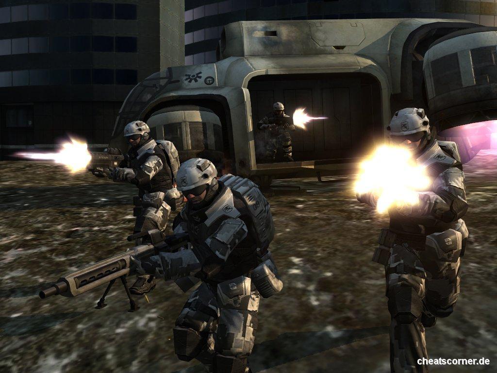 Battlefield 2142 Screenshot #4