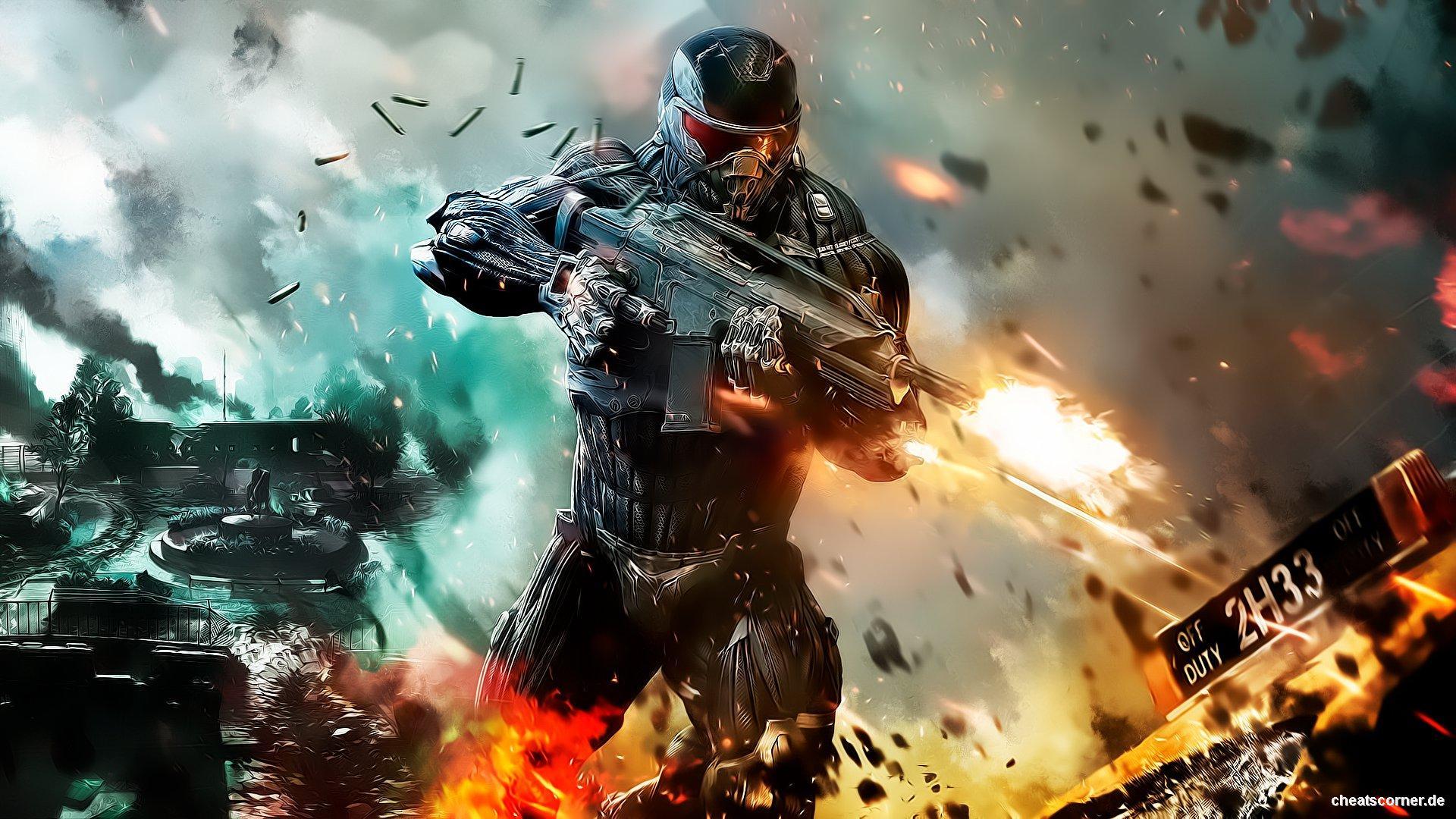 Crysis 3 Screenshot #1