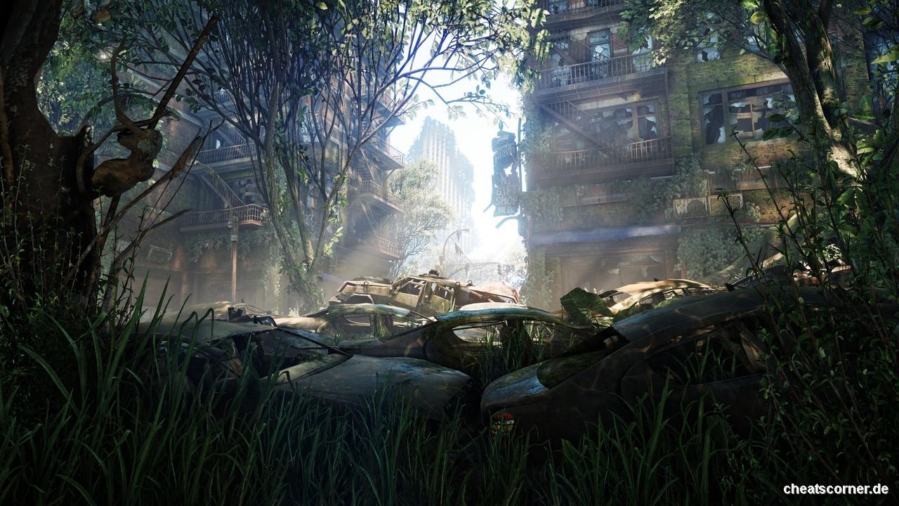 Crysis 3 Screenshot #2