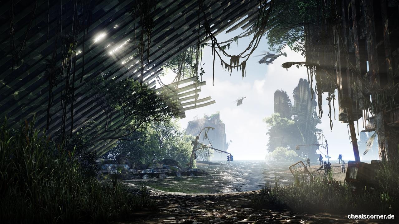Crysis 3 Screenshot #3