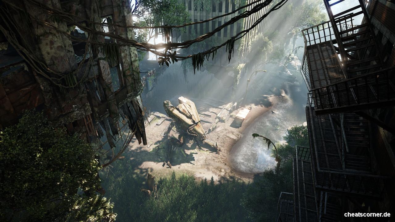 Crysis 3 Screenshot #5