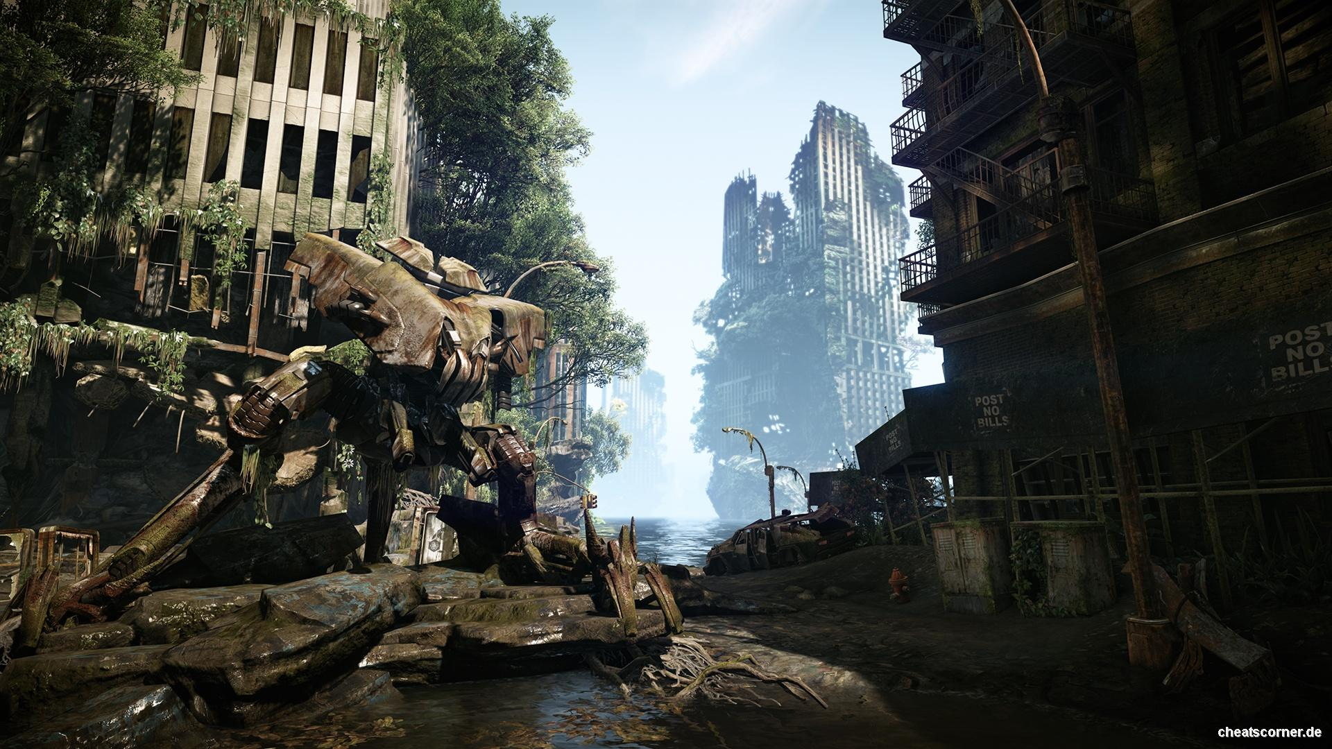 Crysis 3 Screenshot #6