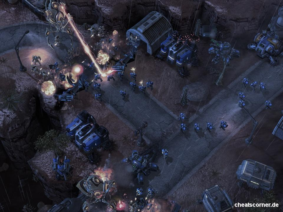 Starcraft 2 Screenshot #5