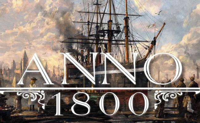 Anno 1800: Update #01 veröffentlicht