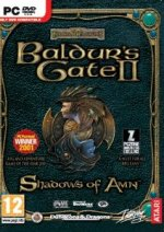 Cover :: Baldurs Gate 2 - Shadows Of Amn