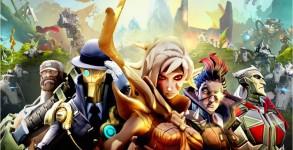 Battleborn: First-Person-MOBA angekündigt