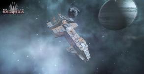 Battlestar Galactica Online: Anmeldungen zur Closed Beta