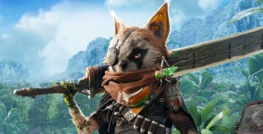 Biomutant: Open-World-Action-RPG angekündigt