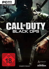 Cover :: Call Of Duty - Black Ops