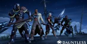 Dauntless: Neues Koop-Action-Rollenspiel angekündigt
