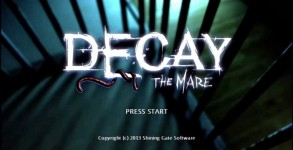 Decay - The Mare: Neues Horror-Adventure angekündigt