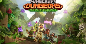 Minecraft Dungeons: Jungle Awakens-DLC erschienen