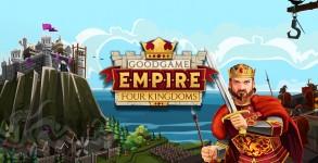 Goodgame Empire: König Midas besucht Four Kingdoms