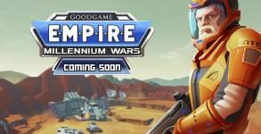 Empire - Millennium Wars: Neuer Titel der Goodgame Studios