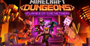Minecraft Dungeons: DLC Flames of the Nether