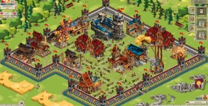 Goodgame Empire: Allianzst�dte angek�ndigt