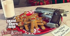 Grand Theft Auto Online: Weihnachts-Event