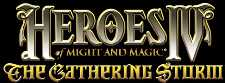 Heroes of Might & Magic 4 - Gathering Storm: Deutsches Version