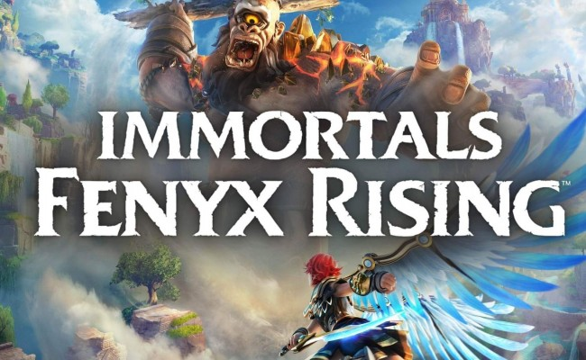 Immortals Fenyx Rising: Patch v1.3.0. / DLC Die verlorenen Götter