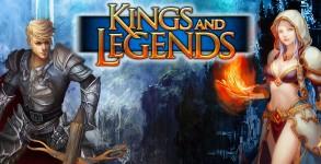 Kings and Legends: Patch v2.2 erschienen