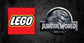Lego Jurassic World: Erster Trailer erschienen