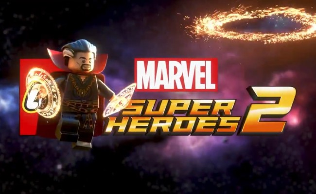 Lego Marvel Super Heroes 2: Cloak And Dagger DLC