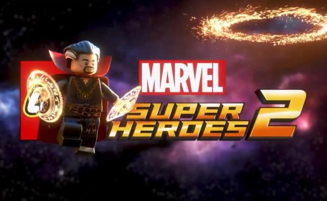 Lego Marvel Super Heroes 2: Neuer Trailer und weitere Details