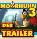 Moorhuhn 3: Trailer und Termin