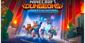 Minecraft Dungeons: Releasetermin des DLC Creeping Winter