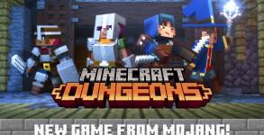 Minecraft Dungeons: Erweiterung Hidden Depths erscheint diese Woche