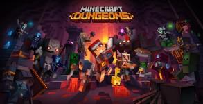 Minecraft Dungeons: Anmeldungen zur Closed Beta möglich