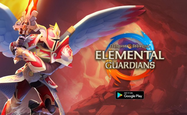 Might & Magic Elemental Guardians: Ubisoft kündigt F2P-Mobile-RPG an