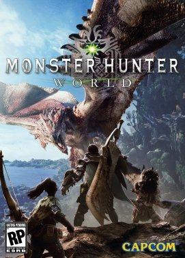 Cover :: Monster Hunter World
