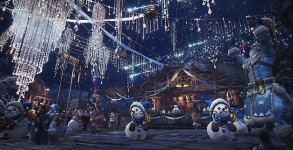 Monster Hunter World: Winterstern-Fest angekündigt
