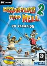 Cover :: Neighbours From Hell 2 - On Vacation