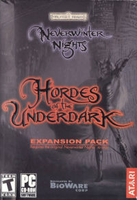 Cover :: NeverWinter Nights - Hordes of the Underdark