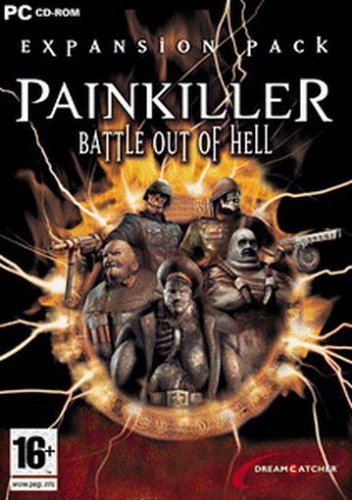 Cover :: Painkiller - Battle out of Hell
