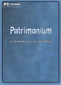 Cover :: Patrimonium