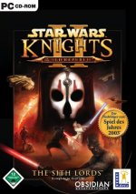 Cover :: Star Wars - Knights Of The Old Republic 2
