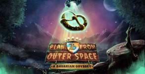 Plan B From Outer Space: Außerirdisches Comedy-Text-Adventure angekündigt