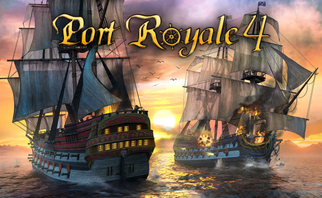 Port Royale 4: Handelssimulation erschienen