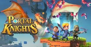 Portal Knights: MMO angekündigt