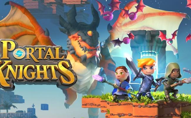 Portal Knights: Neue Erweiterung erschienen