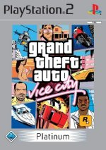 Cover :: Grand Theft Auto Vice City