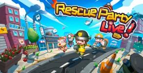 Rescue Party Live: im Team Heldentaten vollbringen