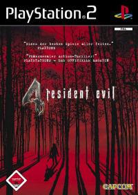 Cover :: Resident Evil 4
