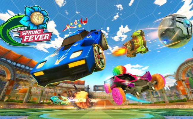 Rocket League: Spring Fever Event
