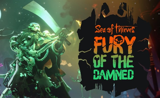 Sea of Thieves: Zorn der Verdammten Event